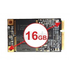 Жесткий диск SSD msata 16 GB