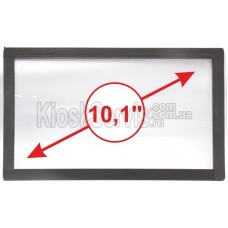 """Touch panel (touch glass) LED i-Touch 4mm 10.1 """"16: 9 widescreen"""